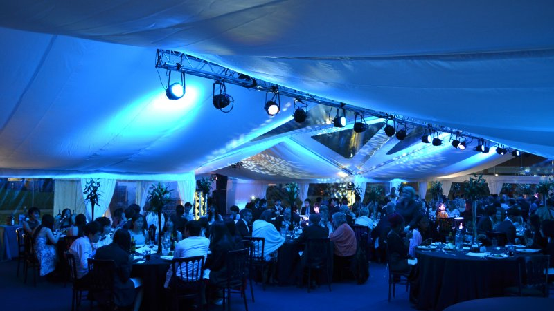 Marquee Hire for Corporate Events / Cheshire, Chester
