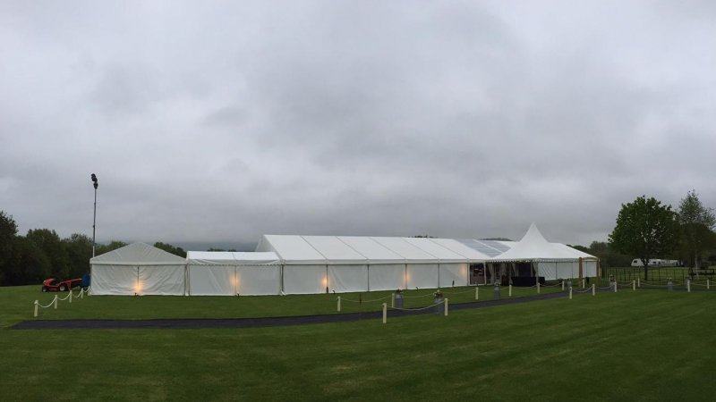 Clearspan Frame Marquee